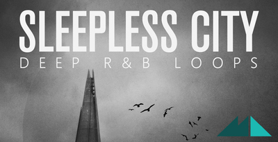 Sleepless city banner