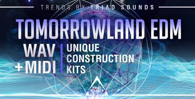 Triad sounds   tomorrowland edm 1000x512