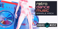 Retro dance music 1000 x 512