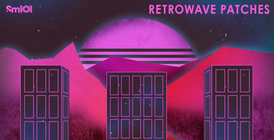 Sm101   retrowave patches   banner 1000x512   out