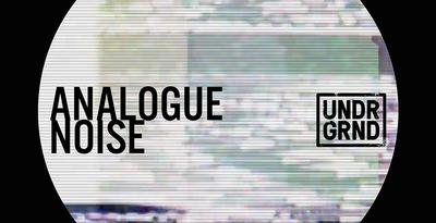 Analogue noise 1000x512