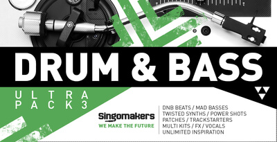 Drum   bass ultra pack 3 1000 x 512