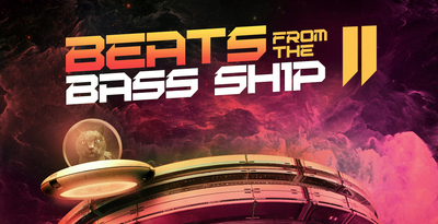 Beats from the bass ship 21000 x 512