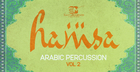 Hamsa Vol. 2 Arabic Percussion
