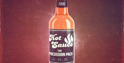 Hot sauce the percussion pack 512