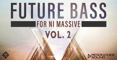Resonance sound future bass vol. 2 for massive cover 1000x512