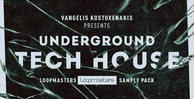 Underground tech house drum   music loops