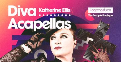 Katherine ellis   diva acapellas female vocal loops