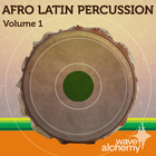 Wa afro latin perc artwork