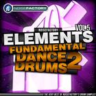 Cover noisefactory elements vol.5 fundamental dance drums 2 1000x1000