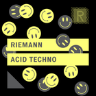 Riemann acid techno cover artwork