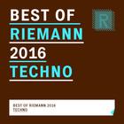 Best of riemann 2016 techno cover artwork