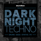1000 x 1000 dark night techno