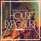 House exposure music and drum  samples cover