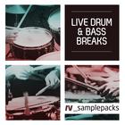 Live drum   bass breaks samples