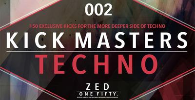 Tech house kick samples kick masters techno bass drum for Zenhiser classic house drum sounds